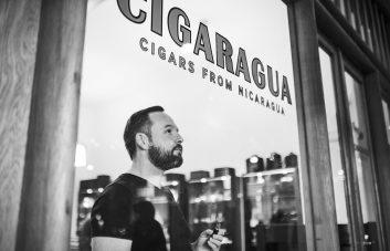 Sasja van Horssen - eigenaar Cigaragua