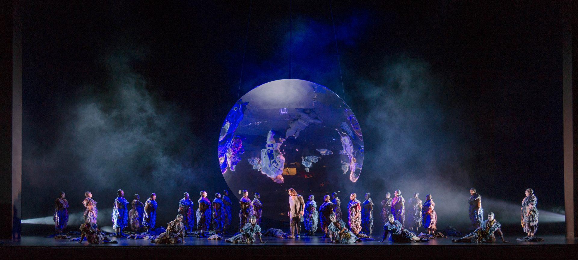 Christopher Ventris (Parsifal), Koor van de Nationale Opera