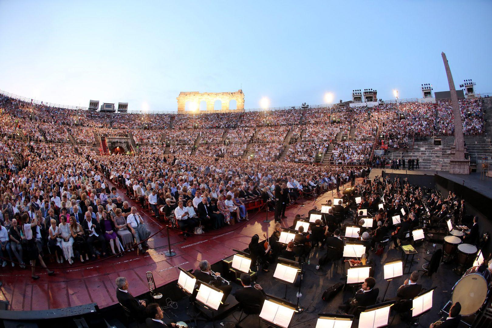 """""""Courtesy of Fondazione Arena di Verona"""""""
