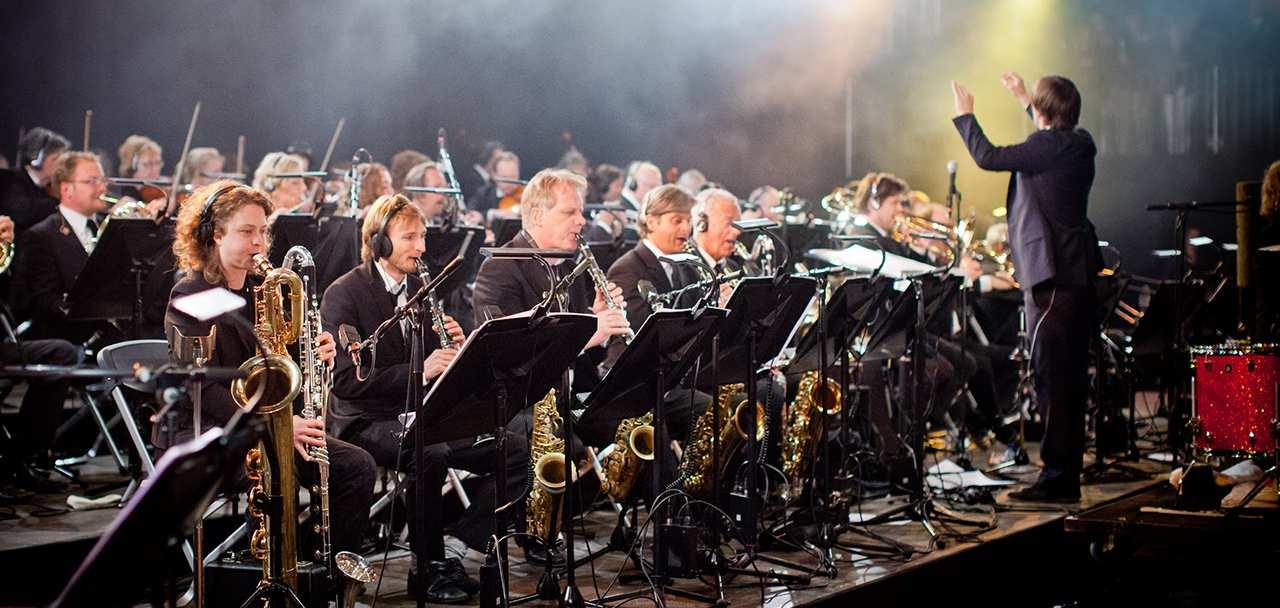 Metropole Orkest - image by Hans van der Woerd