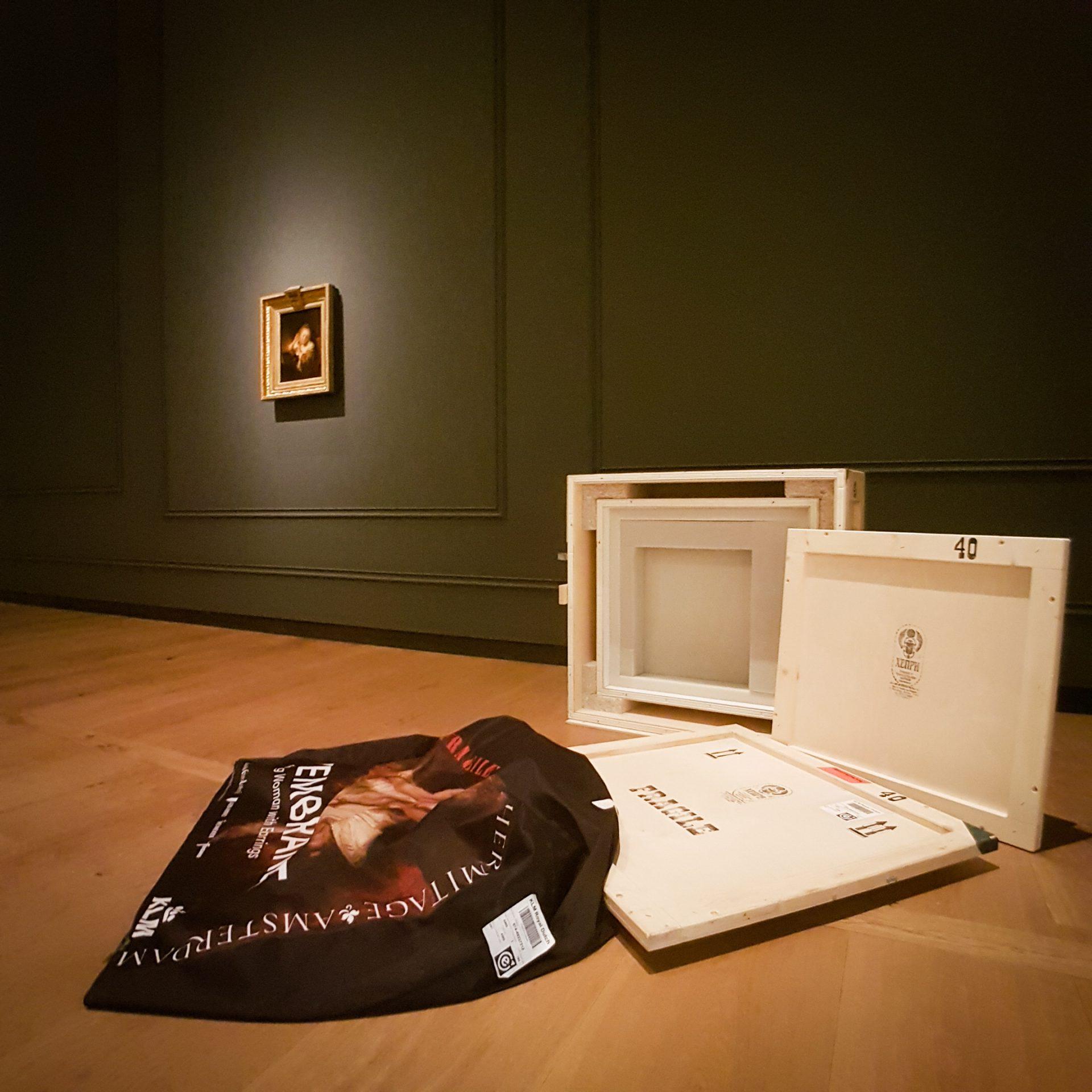 Unboxing Rembrandt